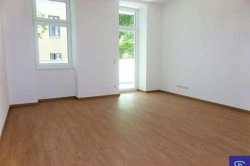 Erstbezug: 73m² Altbau + 12m² Balkon in Gartenlage - 1070 Wien