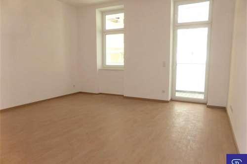 Erstbezug: 81m² Altbau + 12m² Balkon in hofseitiger Ruhelage - 1070 Wien