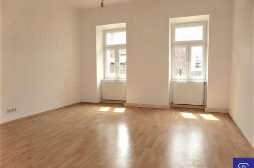 Unbefristeter 48m² Altbau mit 2 Zimmern in Toplage - 1050 Wien