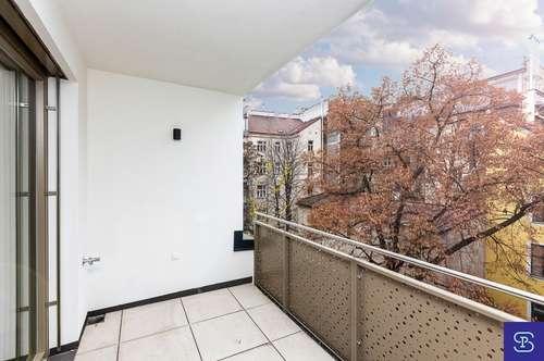 Goldegg Gardens: 88m² Traumwohnung mit Loggia und Einbauküche - 1040 Wien