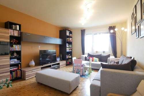 Helle geräumige Eigentumswohnung | 3 Zimmer | 75m² | Balkon