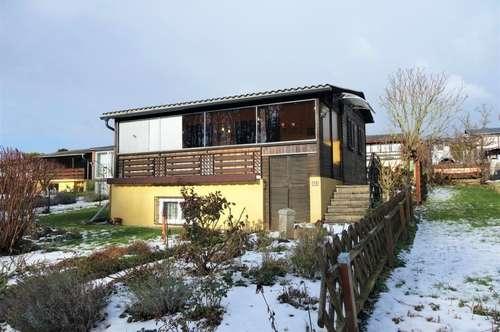 Raus in die Natur - Top Gelegenheit! Kleingartenhaus auf Pachtgrund
