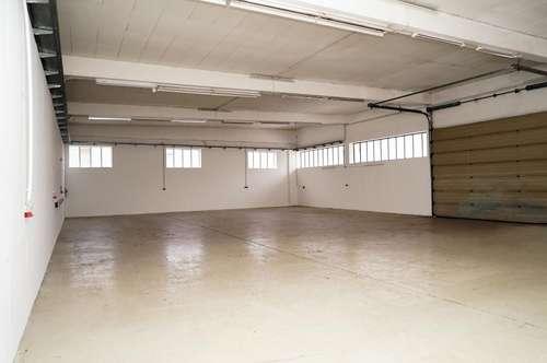 ca. 280 m2 Halle mit Laderampe