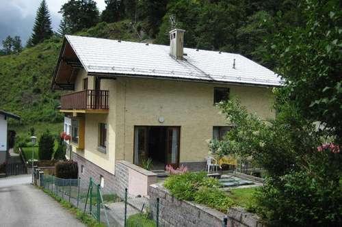 Einfamilienhaus in ruhiger Lage am Wald in Türnitz zu vermieten