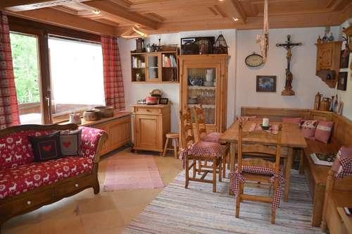 Hochwertige, gemütliche und bestgelegene möblierte Ferienwohnung in Hinterthal bei Maria Alm mit Zweitwohnsitzwidmung