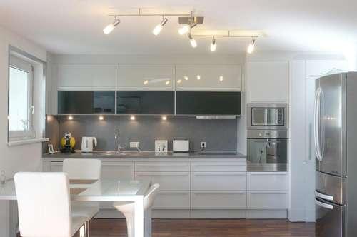 All Inklusive - Möblierte, voll ausgestattete Wohnung, Balkon, TG, provisionsfrei