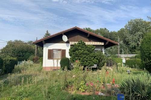 Häuschen mit großen Garten am Rande von Langenzersdorf!!!