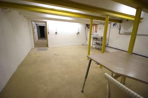 122 m² Lagerfläche mit Badezimmer und Klimaanlage