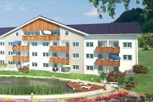 Penthouse 4 Zi./ Balkon in Seniorenresidenz, Salzburg /Randlage