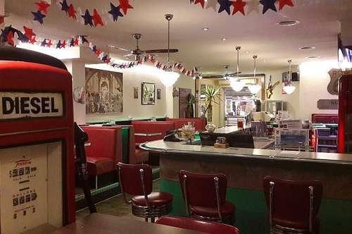 Cafe Bar Pub Bistro in Zentraler Stadtlage