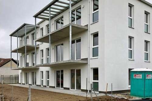 Wohnungen für die Zukunft in Sinabelkirchen ...! Baustart bereits erfolgt ...!