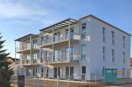 Neubau- Gartenwohnung mit hochwertiger Ausstattung ...!