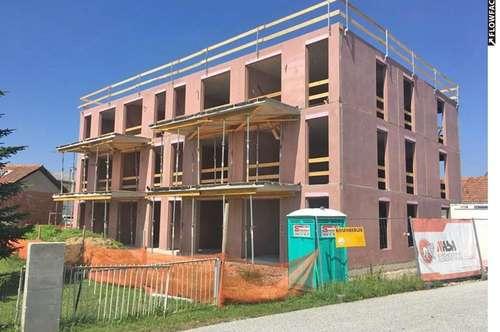Baustart bereits erfolgt ...! Eigentumswohnungen in Sinabelkirchen ...!