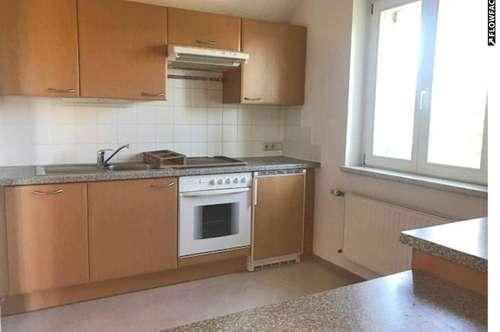 Gepflegte Mietwohnung in einer kleinen Wohnanlage mit 3 Zimmer ...!