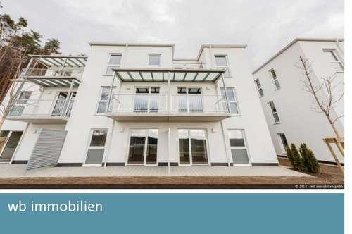 Gartenwohnung mit 2 Schlafzimmer am Stadtrand von Gleisdorf ...!