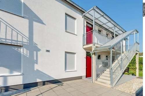 Mietwohnung mit 2 Schlafzimmer und Balkon unweit von Gleisdorf ...!