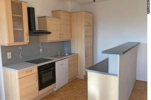 Großzügige Mietwohnung mit 3 Schlafzimmer und Balkon im Ortskern von St. Margarethen an der Raab ...!