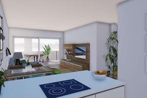NEUBAU-exclusive Wohnung mit großzügigem Balkon