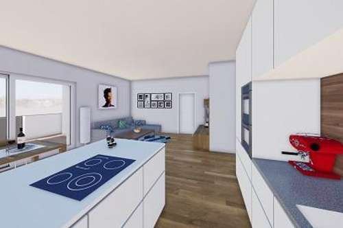NEUBAUE - exclusive Wohnung zu mieten