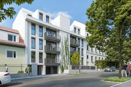 Ein Premium Wohnbauprojekt in prachtvoller Lage in Liesing !!! Provisionsfreie Eigentumswohnungen direkt vom Bauträger !!!