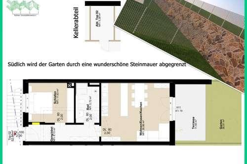 Top News 2 Zimmer - Gartenwohnung Neubau Distanz zu Innsbuck: ca. 8,5 km