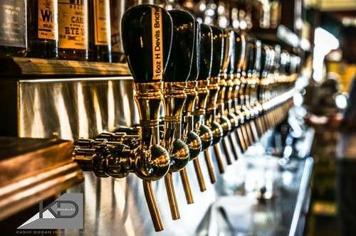 Grossartige Bierlokal Pub in Frequenz Lage