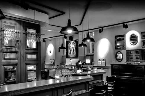 Exklusive Pub, Restaurant und Bierlokal
