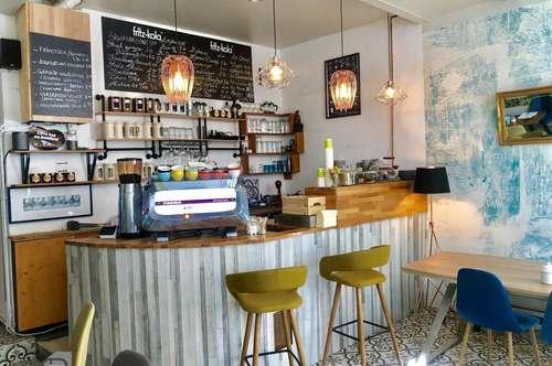 Kleine Cafe Espressobar!