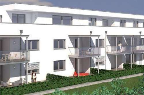 Wohnanlage Obernberg am Inn - Eigentumswohnung