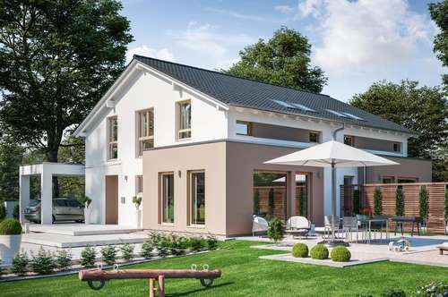 GELEGENHEIT! Neubau Doppelhaushälfte in Söll!
