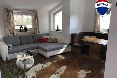 Exklusive 3-Zi.-Wohnung in Oberau zu mieten