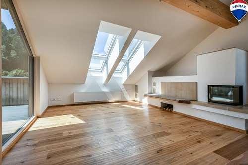 Exklusive Penthouse Wohnung in zentraler Lage zu mieten