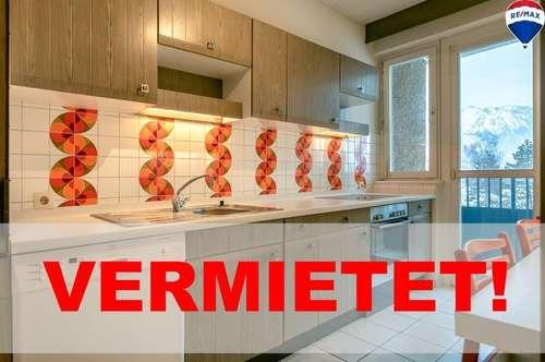 VERMIETET - Freundliche, helle Wohnung in Wörgl