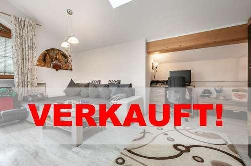 VERKAUFT - Moderne, helle 3-Zi.-Wohnung in Bad Häring zu kaufen