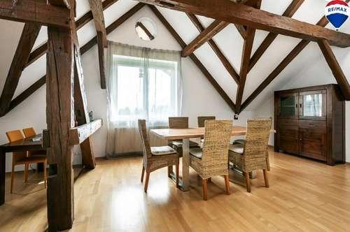 Exklusive Penthousewohnung in der Villa Erhart in Radfeld zu mieten!