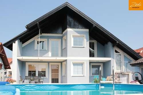 *Familienglück* Traumhaus mit Pool in begehrter Lage am Rande von Wien