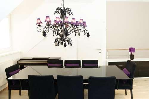 Modernes Maisonette-Apartment im Diplomatenviertel. Provisionsfrei!