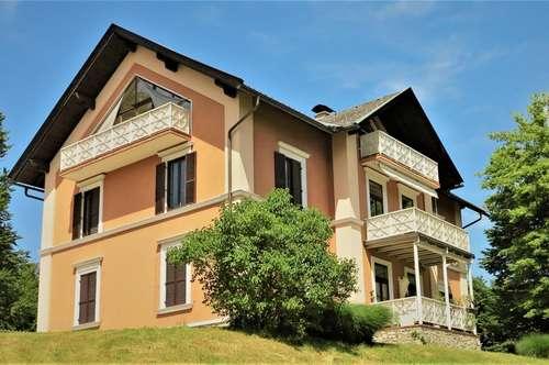 Charmante Altbau-Villa in Veldens bester Lage