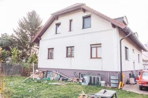 Einfamilienhaus zu verkaufen in Top-Lage in Aspern! 2 Minuten zur U2