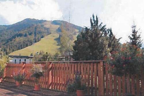 Schöne Wohnung mit traumhaftem Bergblick und grosszügige Terrasse unweit der Bergbahn Kössen