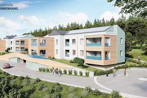 WOHNPARK SONNENHANG - Wohnungen für alle die MEHR wollen - Provisionsfrei