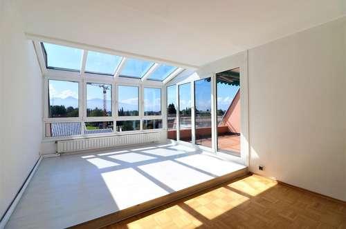 NEUER PREIS! Helle Dachgeschoßwohnung mit Wintergarten in Lauterach zu verkaufen