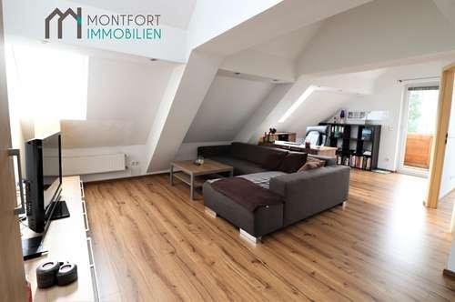 Feldkirch: sehr gemütliche 2,5-Zimmerwohnung in Gisingen mit Garagenbox zu vermieten!