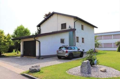 Lustenau: geräumiges Einfamilienhaus mit großzügigem Garten und Terrasse zu verkaufen