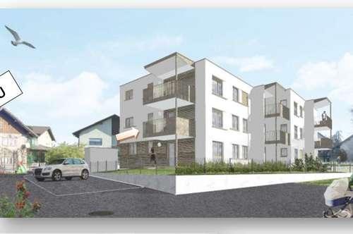 moderne 3-Zi-Wohnung / 81m2 zu vermieten - NEUBAU!