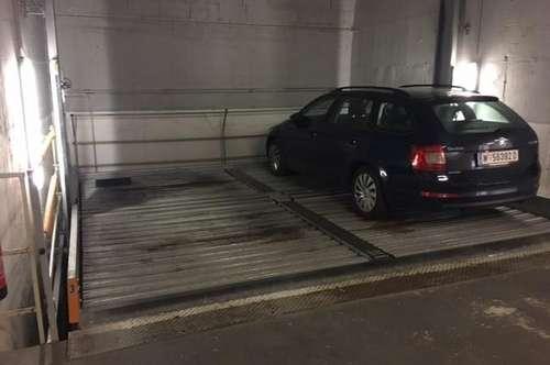 preiswerter Garagenplatz PUCHSBAUMPLATZ Laimäckerg 34