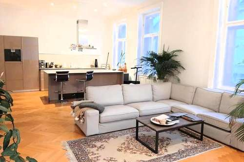 Exklusive, neuwertige Altbauwohnung, in 5 min. Entfernung zur U1 Taubstummengasse und Belvedere