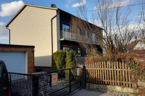 LANGHOLZFELD - Helle Wohnung mit großem Garten in ruhiger Lage