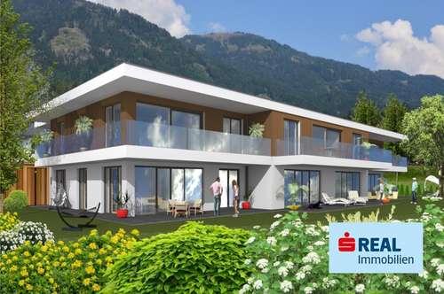 Exlusives Wohnbauprojekt am Sonnenplateau oberhalb von Millstatt am Millstätter See