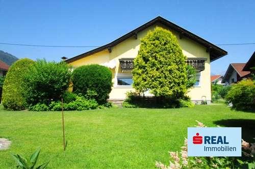 Wohnhaus mit schönem Garten in Ruhelage von Spittal/Drau